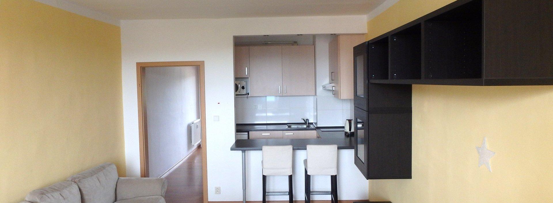 Prodej bytu 1+1, 34 m² s lodžií - Liberec, Vratislavice n/N, ul. Nad Školou, Ev.č.: N48533