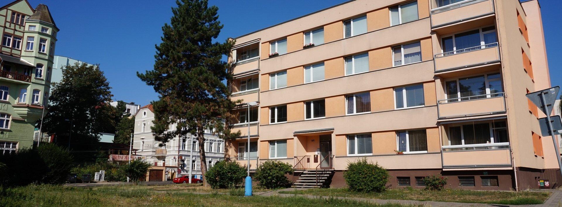 Prodej, Byty 3+1+L, 64 m2, v O.V. Jankovcova ul., Teplice., Ev.č.: N48547