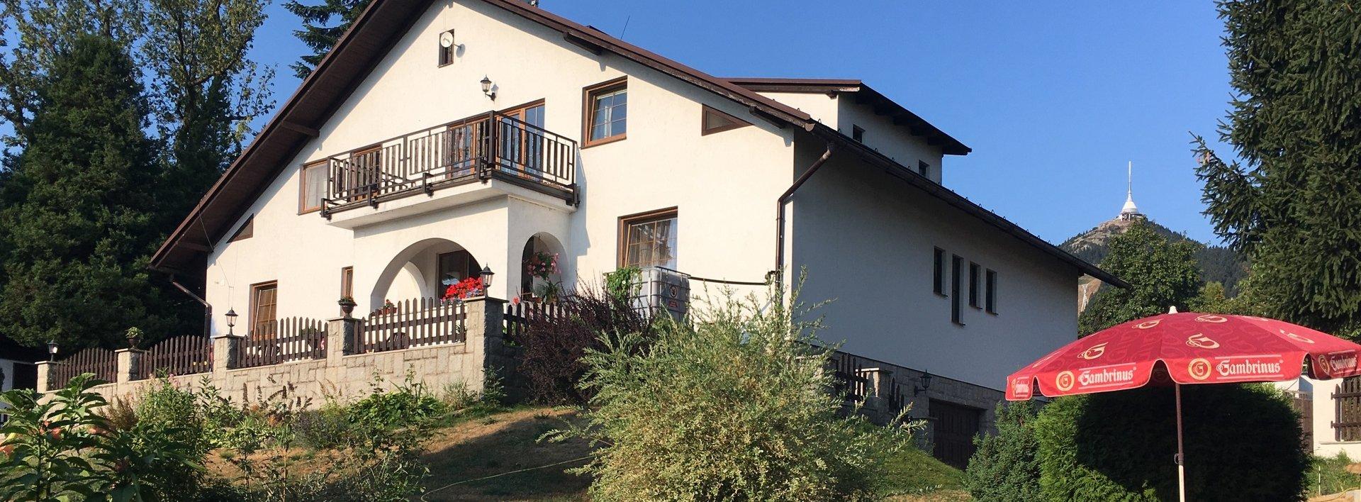 Prodej výjimečného rodinného pensionu, 520m² v Horním Hanychově, Ev.č.: N48557