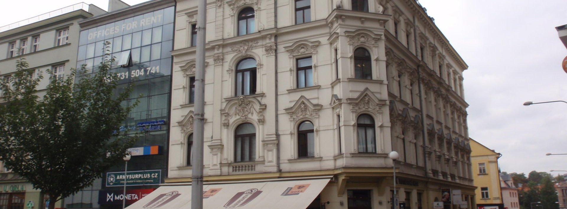 Pronájem, Kanceláře, 77 m² - Soukenné nám., Liberec III-Jeřáb