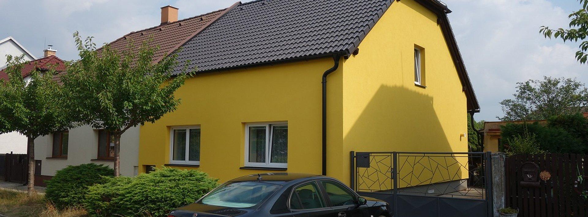 Prodej nově zrekonstruovaného RD 3+kk s garáží, 412 m² - Sezemice, Ev.č.: N48586