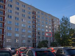Prostorný byt 2+1 v Nové Pace