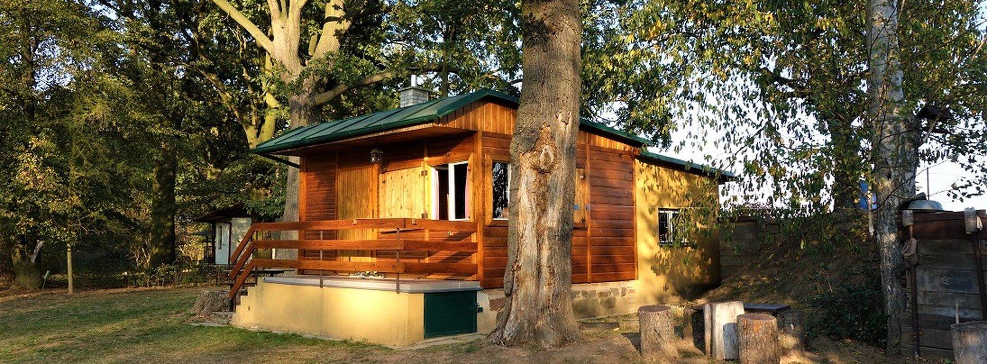 Chata na břehu Labe, 42 m² - Bukovina nad Labem, Ev.č.: N48620