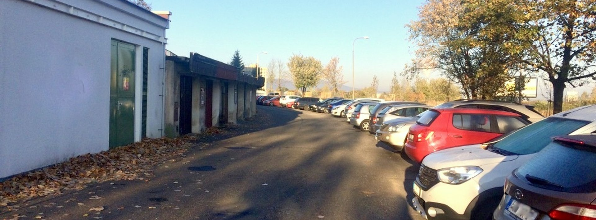 Pronájem garáže, 20 m² - Liberec VI-Rochlice, ul. Dobiášova, Ev.č.: N48621