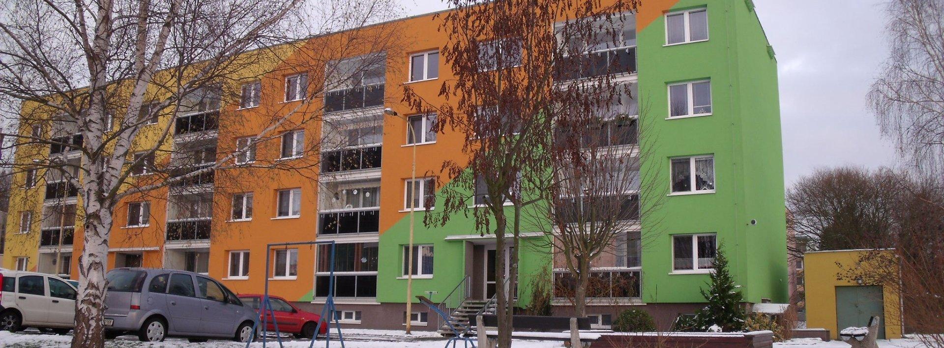 Prodej hezkého prostorného a slunného bytu 4+1/L, ul. Máchova, Stráž p. R., Ev.č.: N48635