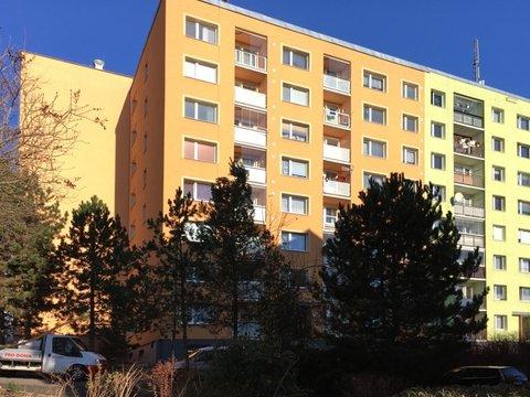 Prodej slunného jižně orientovaného bytu 4+1, 79 m²