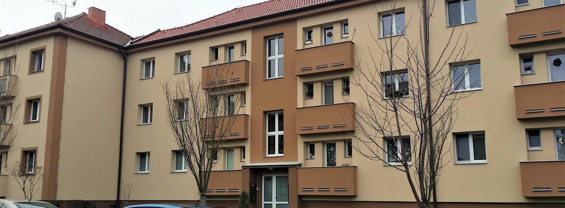 Částečně zrekonstruovaný byt 3+1 se dvěma balkony, 75m² - Přelouč, Ev.č.: N48650
