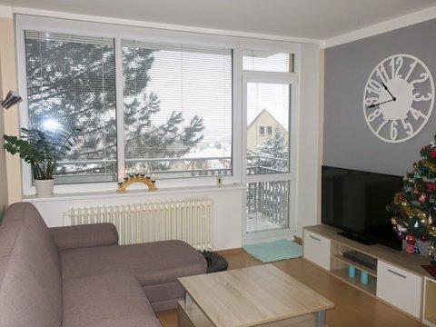 Prodej bytu 3+1 s vlastním topením v žádané lokalitě Liberec – Rochlice, ul. Na Jezírku