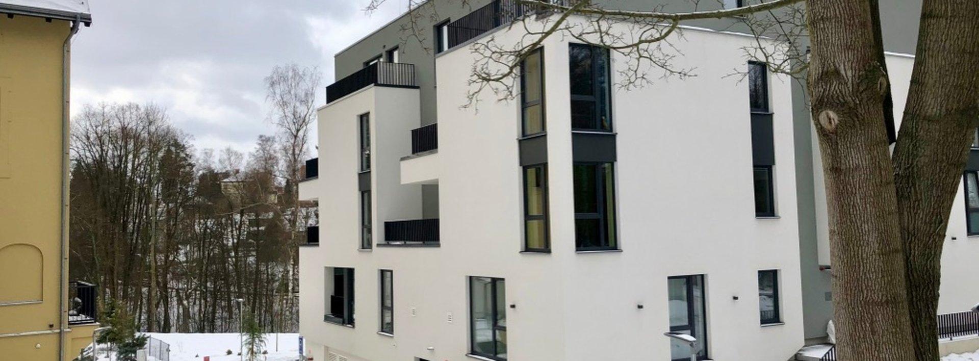 Pronájem bytu 3+kk s lodžií + krytým stáním - Liberec, ul. Riegrova, Ev.č.: N48662