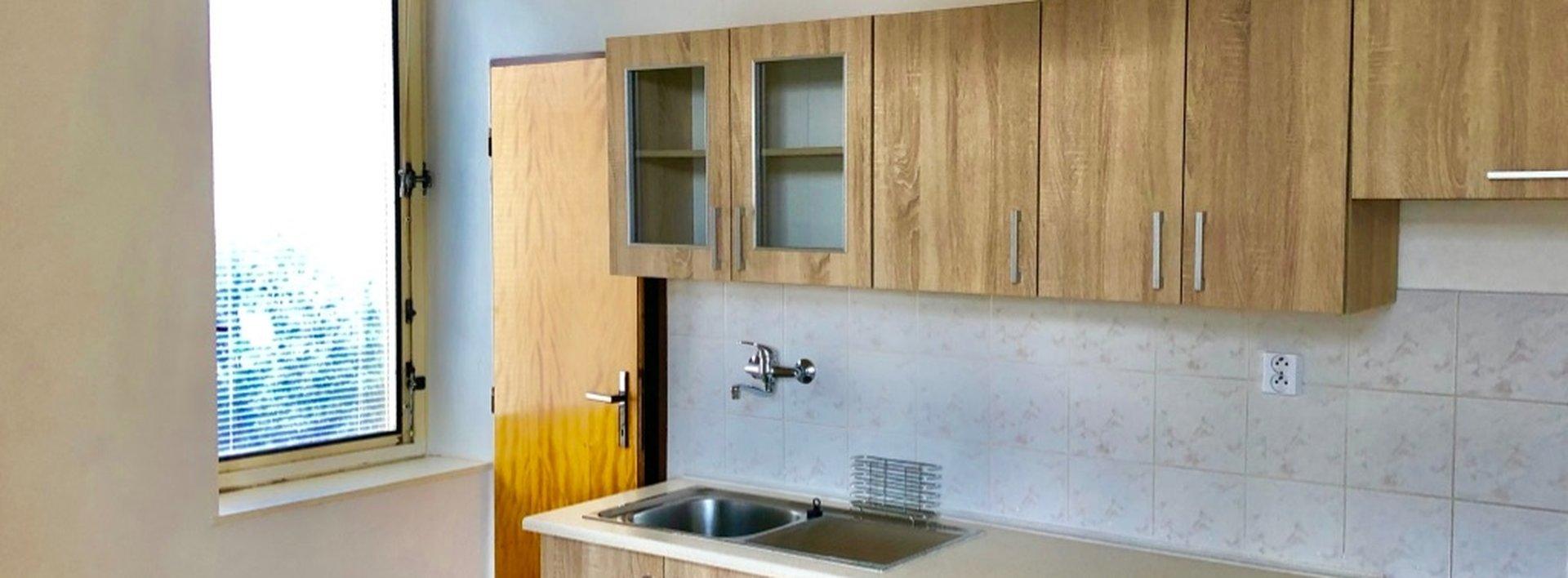 Prostorný byt 2+1 v cihlovém domě, 68 m², LBC - Americká ul., Ev.č.: N48670