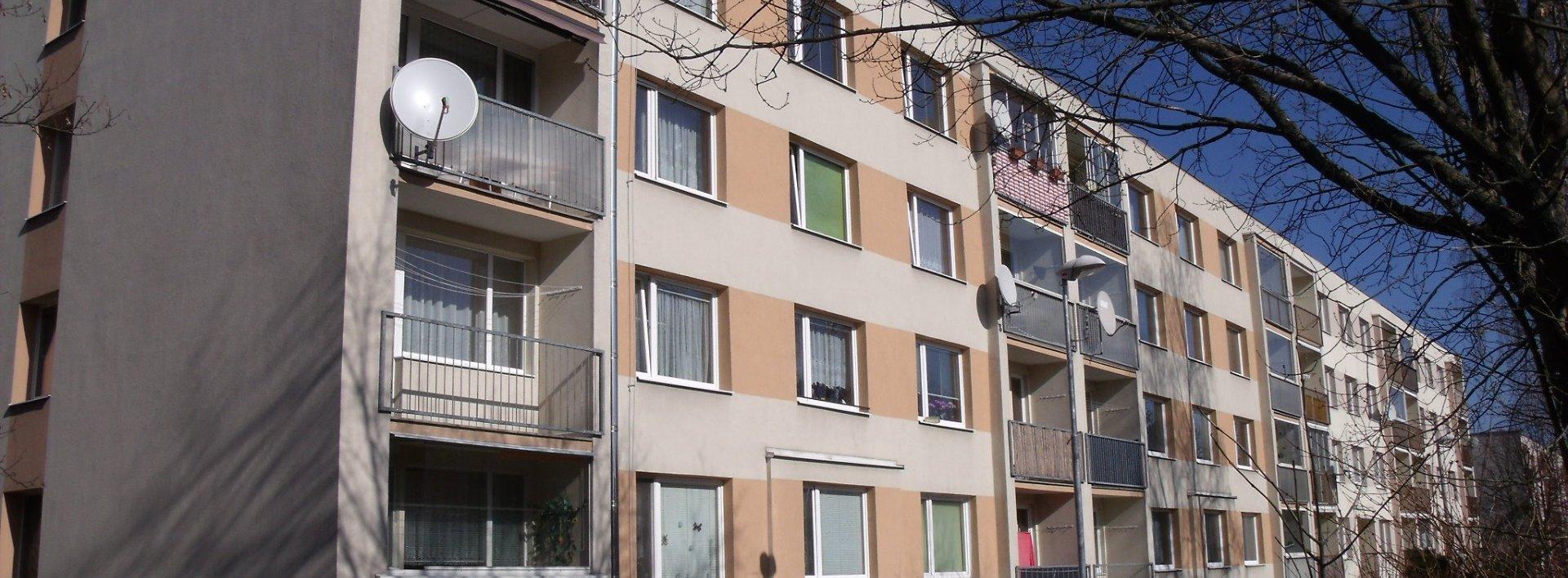 Pronájem bytu 1+1, ul. Gagarinova, Liberec VI-Rochlice, Ev.č.: N48682