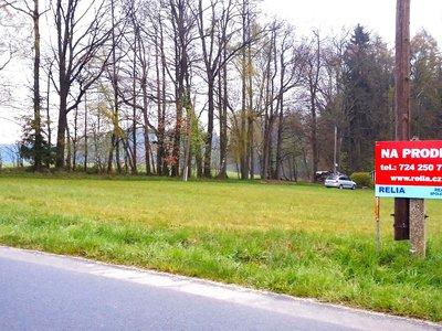 Prodej, Pozemky pro bydlení, 2500m² - Jesenný