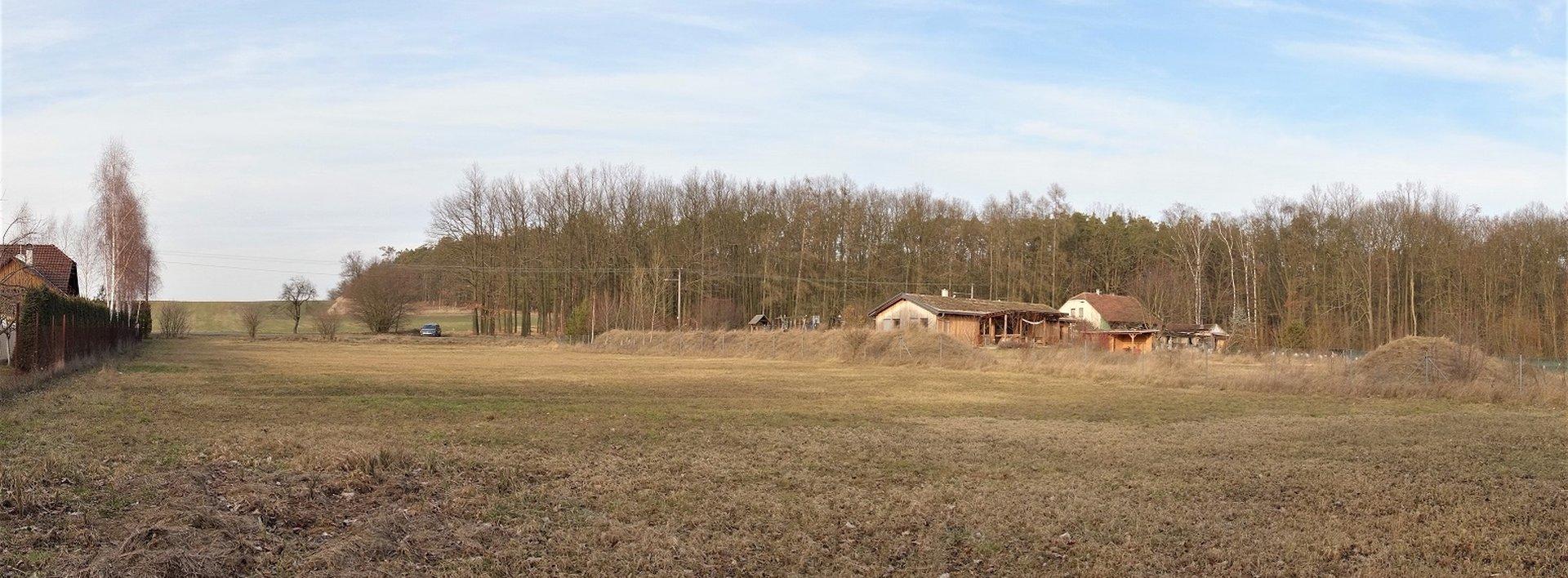 Pozemek na polosamotě, 3841m² - Přelovice, Ev.č.: N48693