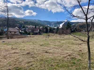 Prodej, Pozemky pro bydlení, 2847m² - Liberec XIX-Horní Hanychov