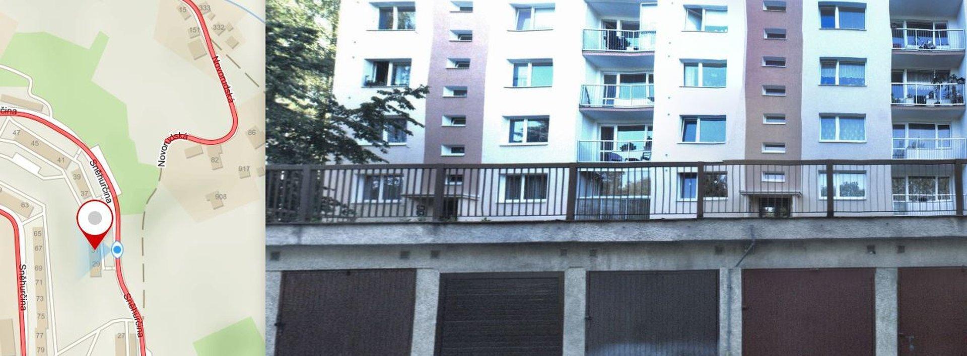 Prodej, Byty 2+kk, 41,40 m² - Liberec XV-Starý Harcov