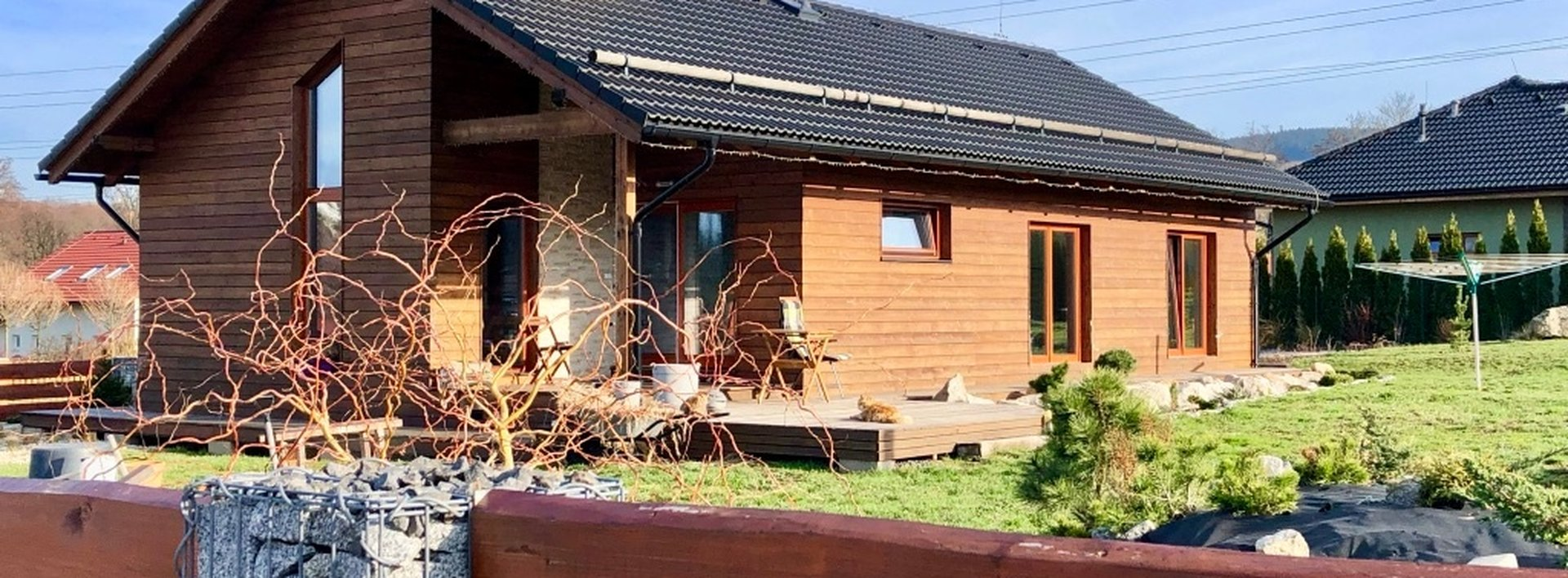 Prodej rodinného domu se zahradou - Liberec - Šimonovice, Ev.č.: N48709