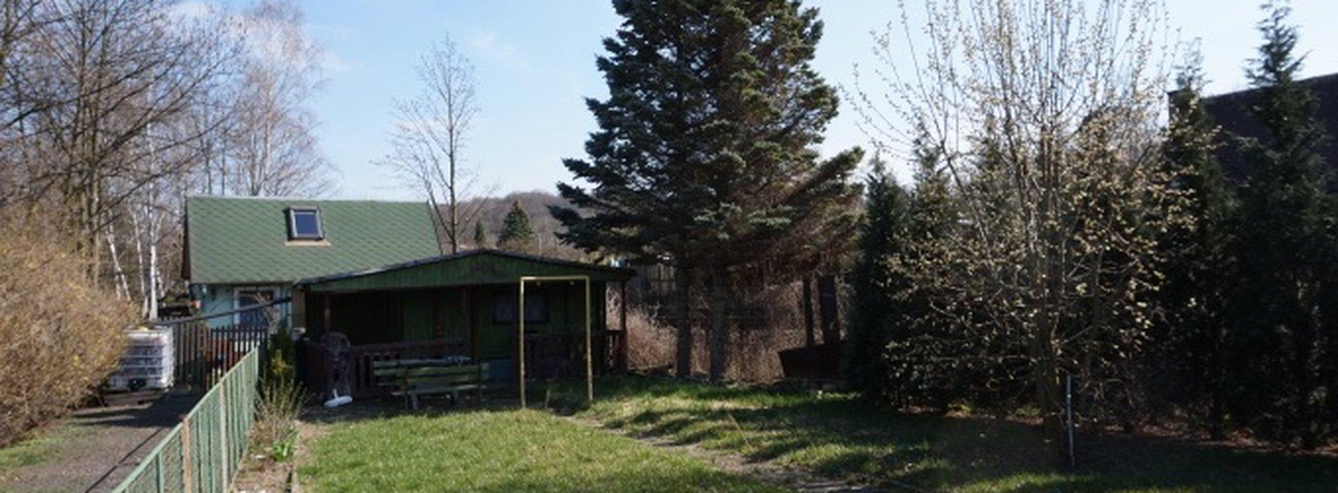 Prodej, zahrada s chatkou v osobním vlastnictví, 198 m2, Teplice., Ev.č.: N48729