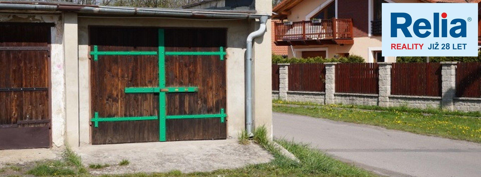 Prodej, garáž Duchcov u rybníka Rosputl., Ev.č.: N48730