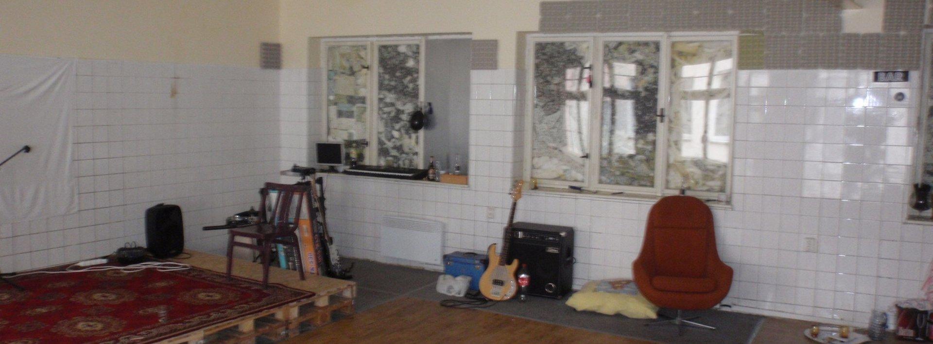 Pronájem, sklad - ateliér,  80m² - Liberec IV, Moskevská, Ev.č.: N48734