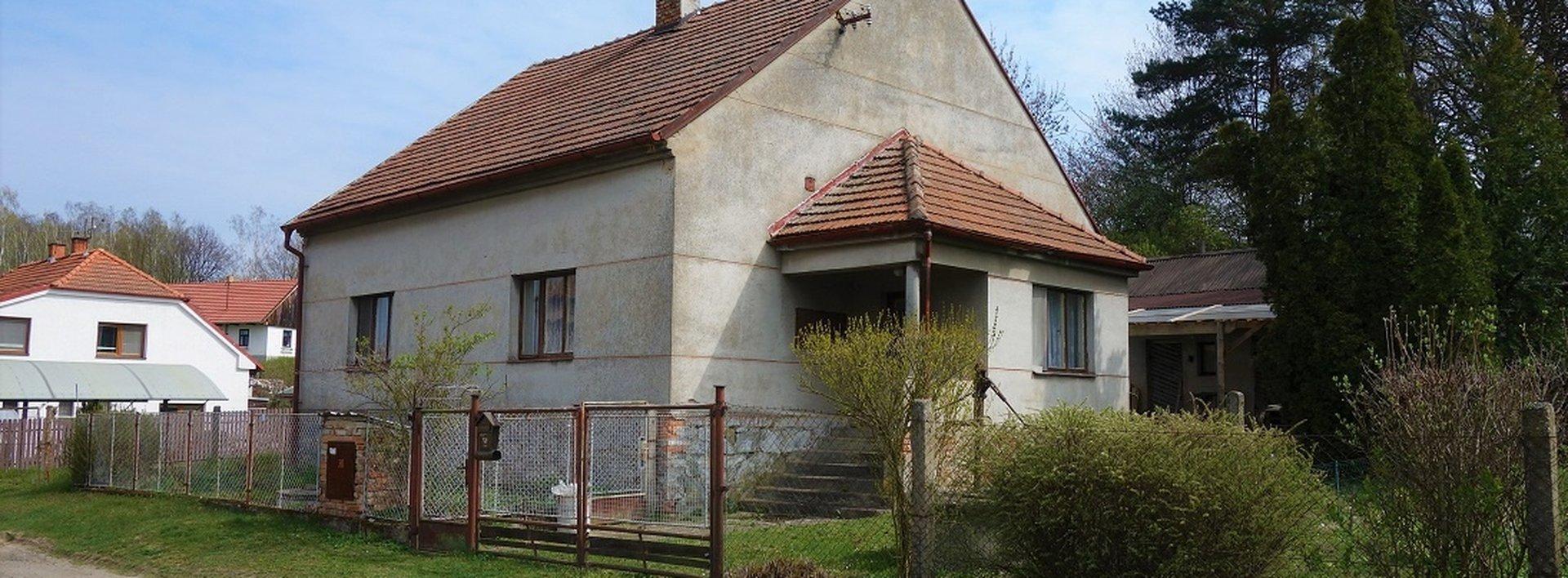 Dům před rekonstrukcí, Kasalice - Kasaličky, 946 m2, Ev.č.: N48736