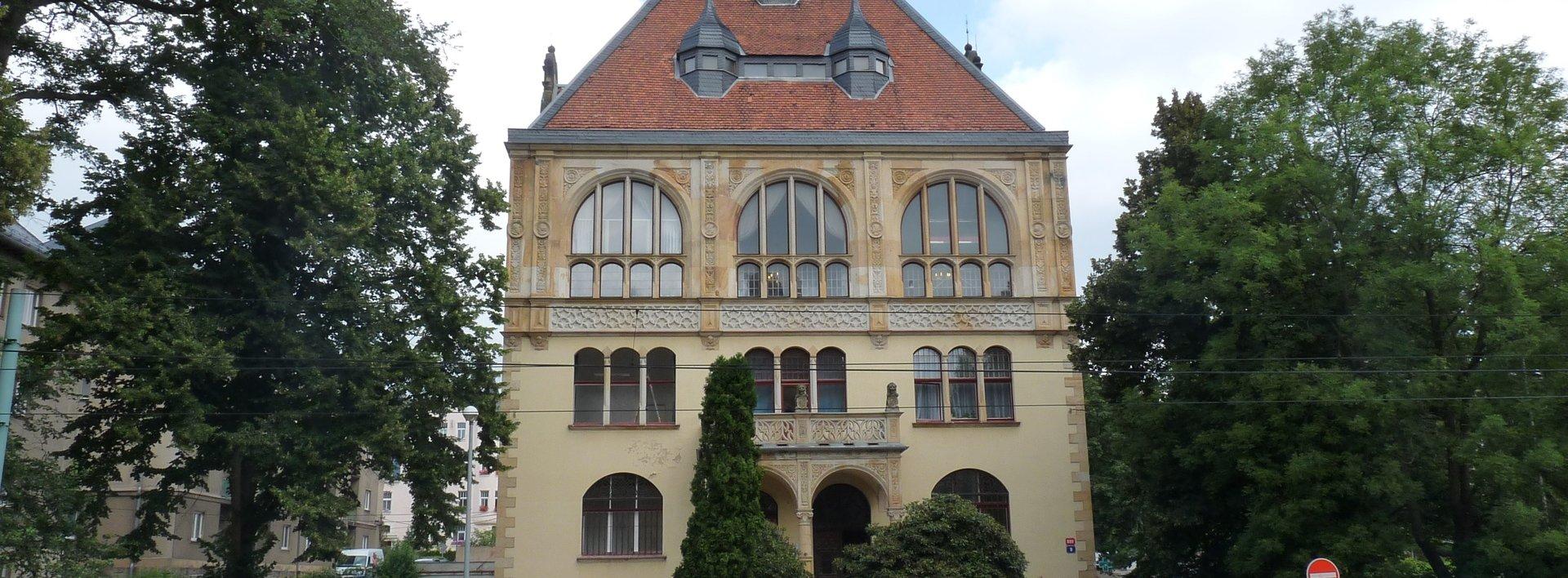 Pronájem nebytových prostor v Masarykově třídě u galerie Lázně v Liberci, Ev.č.: N48745