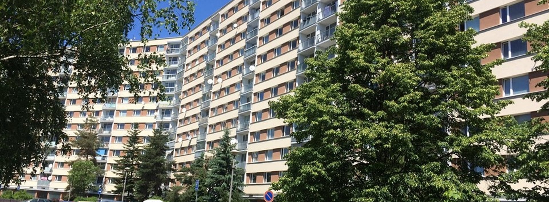 Pronájem útulného slunného bytu o velikosti 1+kk v Liberci - Ruprechtice, Ev.č.: N48758