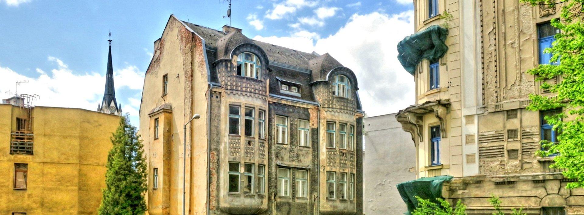 Činžovní dům v centru Jablonce nad Nisou, Ev.č.: N48763