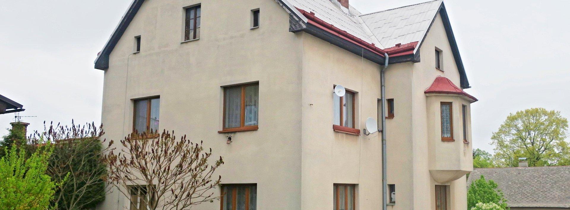 Bytový dům v Lomnici nad Popelkou, Ev.č.: N48776
