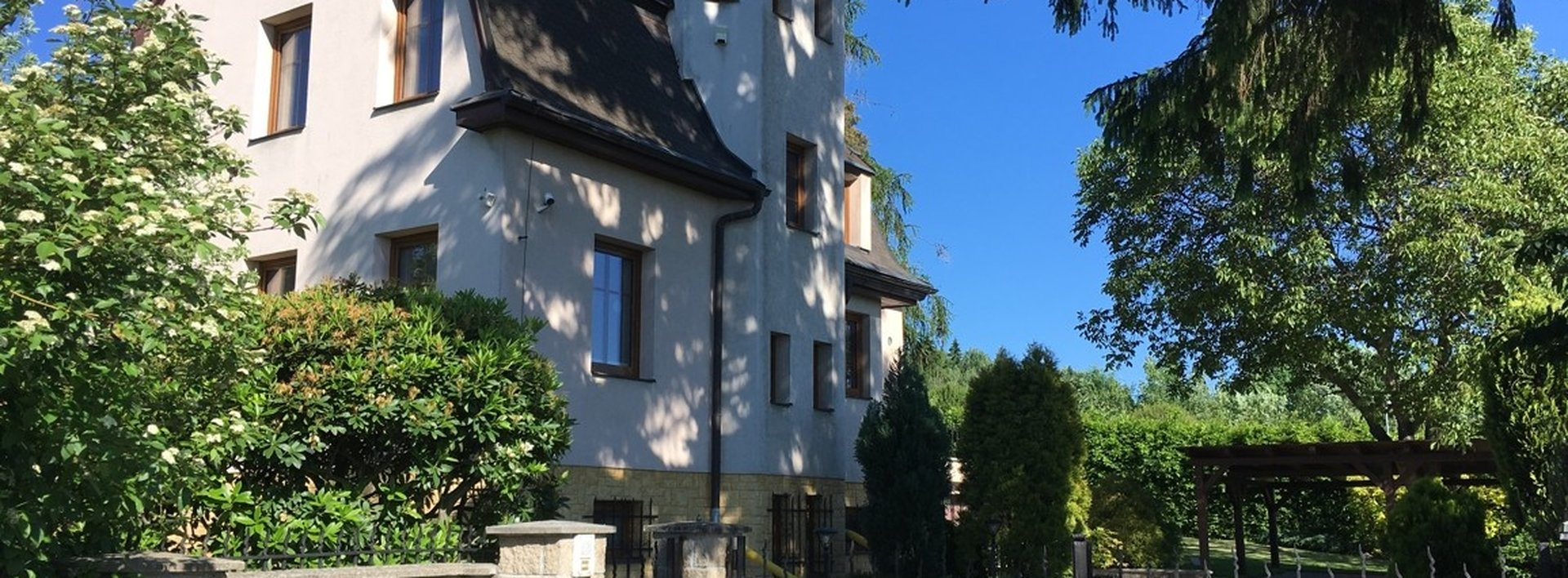Prodej rodinné vily v lukrativní části Liberce, 300 m² s pozemkem o velikosti 1534 m², Ev.č.: N48783