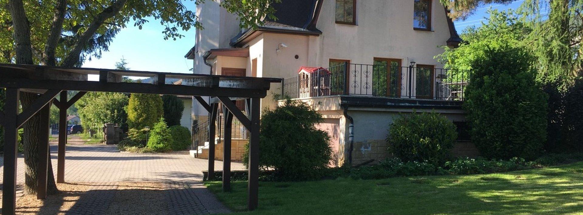 Prodej rodinné vily v lukrativní části Liberce, 300 m², s pozemkem o velikosti 1534 m², Ev.č.: N48783