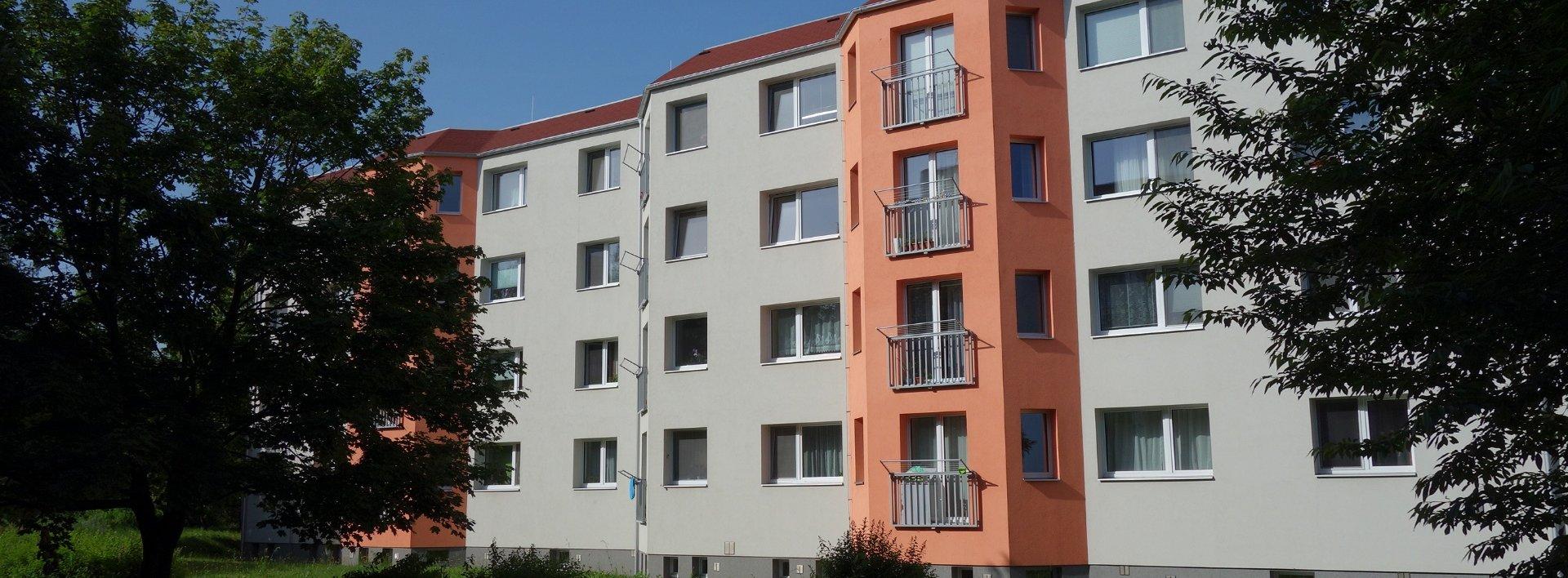Velký byt 4+1 s výhledem do zeleně, 131 m² - Lázně Bohdaneč (konec slepé ulice), Ev.č.: N48788