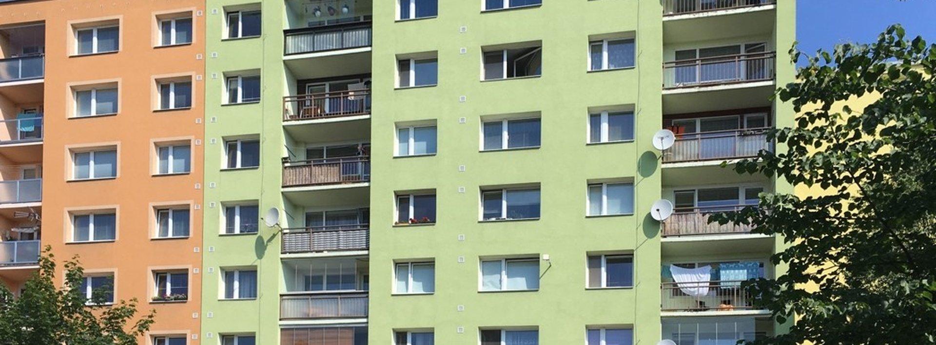 Prodej slunného bytu 3+1, poslední patro, 80 m², Ev.č.: N48790