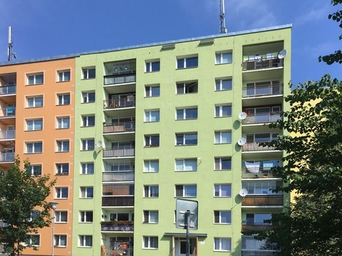 Prodej slunného bytu 3+1, poslední patro, 80 m²