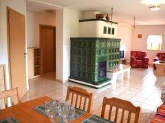 Koupě nízkoenergetického rodinného domu, 116 m² - Desná