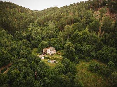 Prodej, Rodinné domy, 402m² - Železný Brod - Splzov