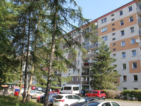 Prodej slunného bytu 4+1+ jídelna, 86 m²