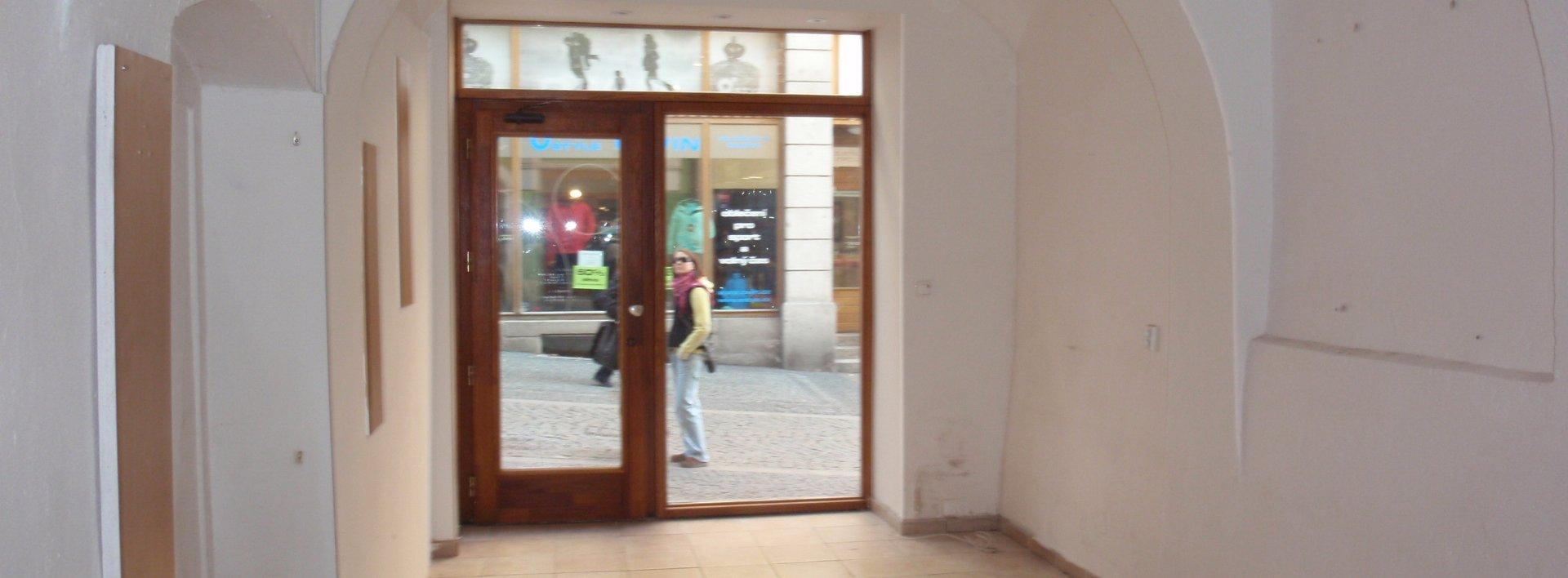 Pronájem, Obchodní prostory, 30 m² - Pražská, Liberec II, Ev.č.: N48842