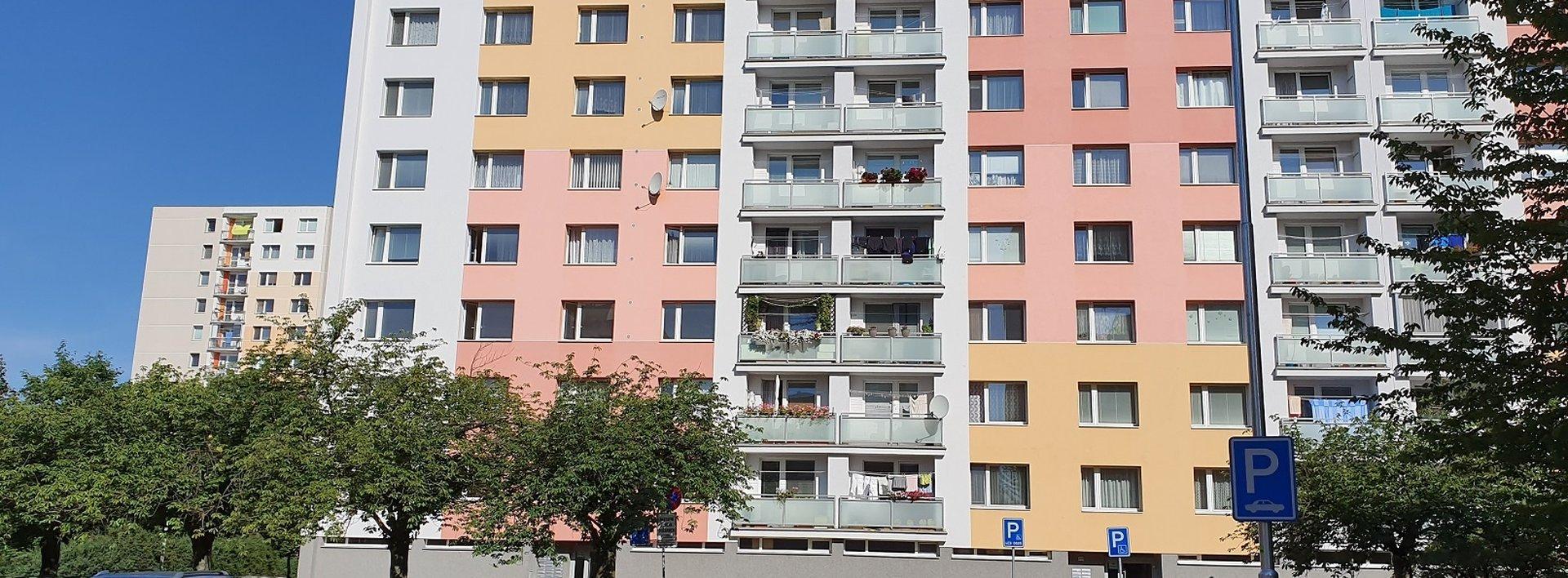 Pronájem zrekonstruovaného bytu 2+1 s balkonem, 61m² - Pardubice - Studánka, Ev.č.: N48845