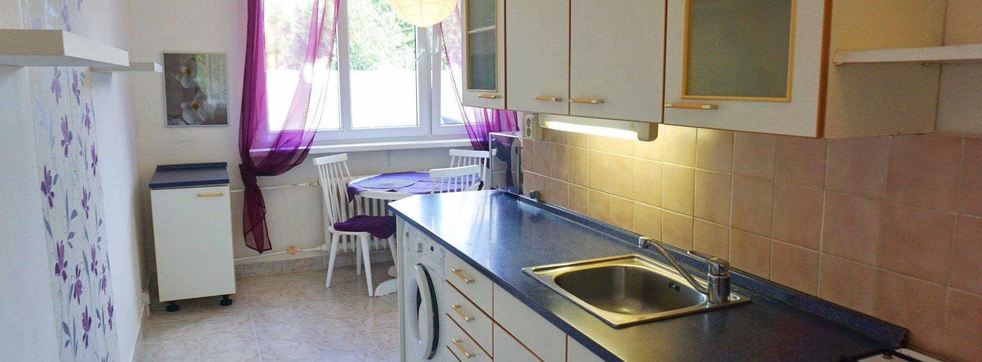 Pronájem slunného zařízeného bytu 2+1, 53 m² - Aloisina výšina Liberec, Ev.č.: N48852