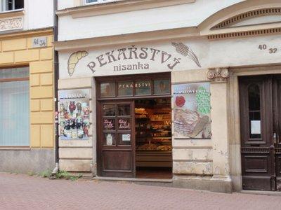 Pronájem, Obchodní prostory, 43m² - Liberec I-Staré Město