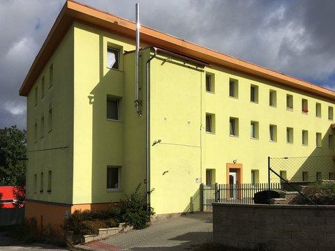 Koupě slunného bezbariérového bytu 2+kk, 56 m²