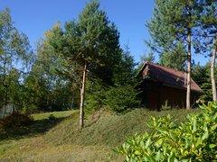Prodej chatky s krásnou zahradou na kraji Liberce