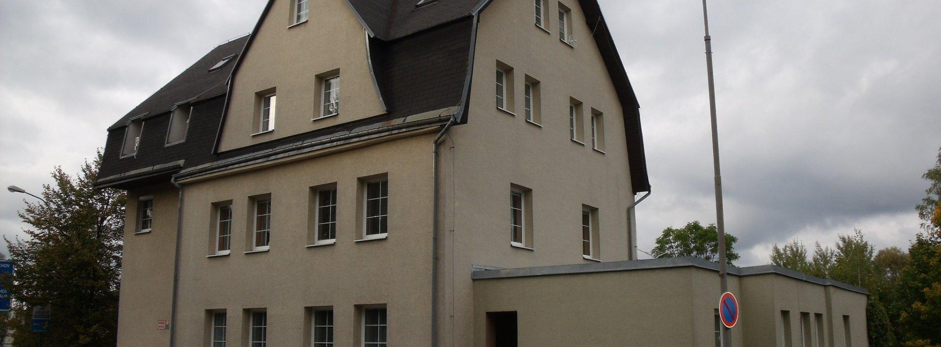 Pronájem hezkého bytu 1+kk, ul. Rýnovická, Jablonec nad Nisou, Ev.č.: N48896