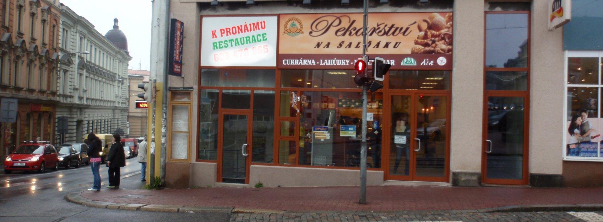 Pronájem baru v centru Liberce, 140 m² - Liberec I-Staré Město, Ev.č.: N48906