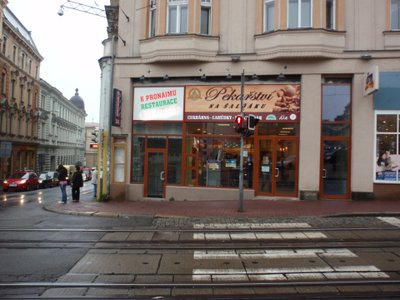 Pronájem, Restaurace, 140m² - Liberec I-Staré Město
