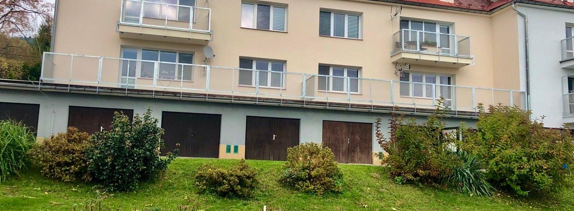 Prodej bytu 4+1, 113 m² s vlastní zahradou - Světlá pod Ještědem - Rozstání, Ev.č.: N48914