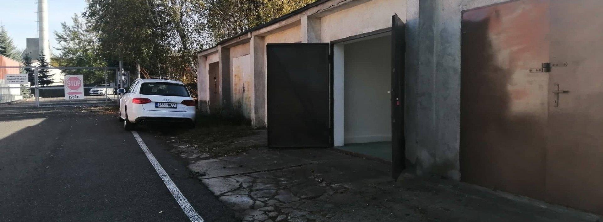 Prodej garáže v Růžodole, Ev.č.: N48918
