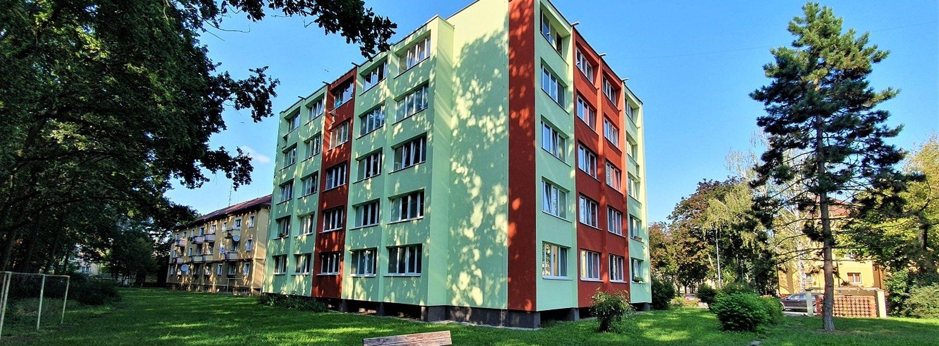 Cihlový byt 3+1 se 3 zasklenými lodžiemi, 79 m² - Pardubice (Dukla), Ev.č.: N48928