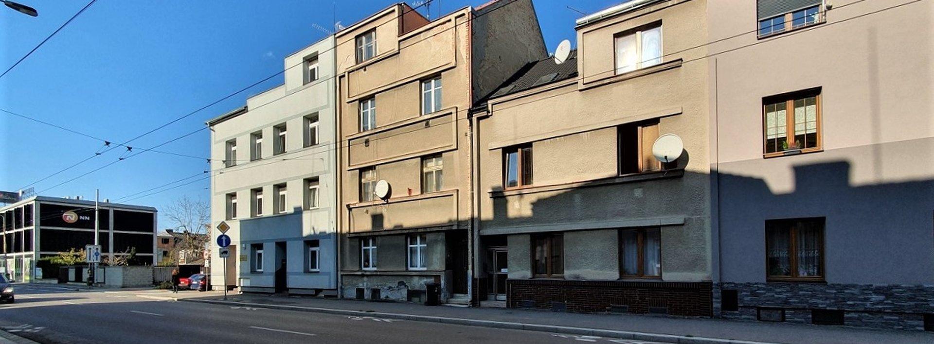 Cihlový byt 1+1, 41m² - Pardubice (Dukla), Ev.č.: N48929