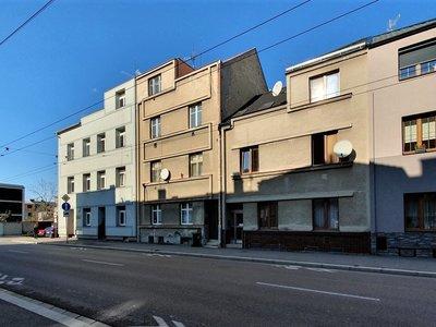 Prodej, Byty 1+1, 55m² - Pardubice - Zelené Předměstí